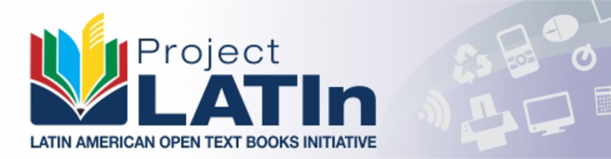 LATIN – Latin American Open Textbooks Initiative